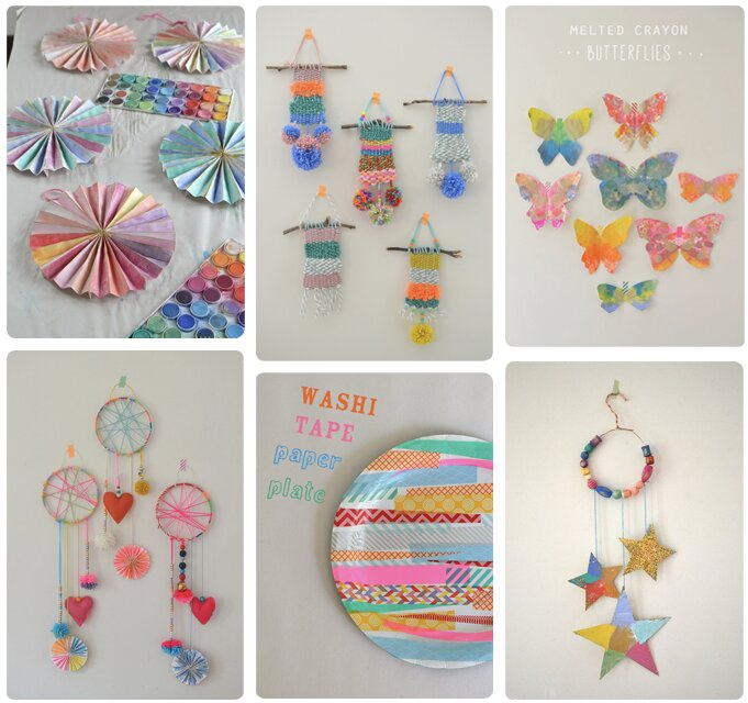 Art and Craft Ideas For Kids This Winter